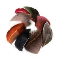 in. DEER HAIR, tanned, fly tying material + elk, & pcs quality