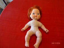 Vintage Strawberry Shortcake Baby Doll 1982 Kenner Blow Kisses No Clothes