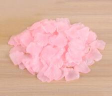 200~1000Pcs Simulation Rose Petals Wedding Party Table Confetti Decorations