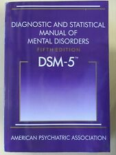 Diagnostic and Statistical Manual of Mental Disorders - Dsm-5 by American.