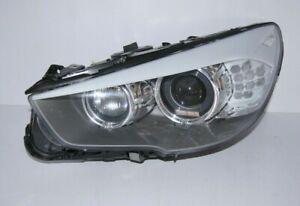 Genuine BMW 5 F07 GT Dynamic Xenon AHL Adaptive LEFT Headlight LHD EU