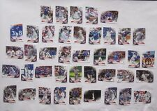 Chicago Cubs 2016 Topps Series 1, 2, & Update Base Team Set *41 cards*