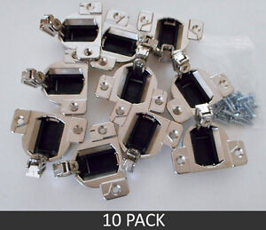 10 Pack Blum COMPACT 33 110° Screw-on Hinge - 33.3600 - FREE SHIPPING