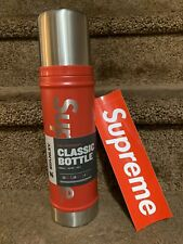 Supreme Stanley 20.oz Vacuum Insulated Bottle Red FW19 BRAND NEW W/ TAGS