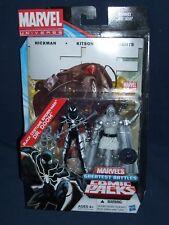 Marvel's Greatest Battles Black Costume Spider-Man & Dr, Doom Toy R Us NIB