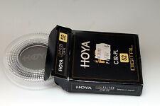 Hoya HD Polarizing Circular 52mm Zirkular slim - Zirkular Polarisationsfilter