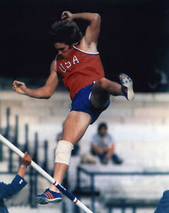 1976 Summer Olympics BRUCE JENNER Glossy 8x10 Photo Montreal Print USA Poster