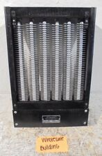 CHROMALOX AIR DUCT HEATER CABB-62, 6 KW, 208 VOLTS, 3 PHASE, BOTTOM TERMINALS