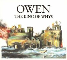 Owen - The King Of Whys - CD Digipak - New & Sealed