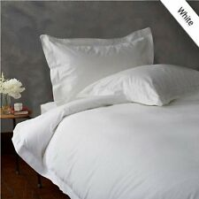 800 Thread Count 100% Egyptian Cotton 1PC King Duvet Cover in Solid White with