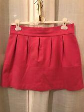 Minigonna rosa fuxia ZARA pink mini skirt L