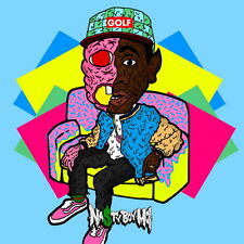 "MX08671 Tyler The Creator - American Odd Future Hip Hop Star 14""x14"" Poster"