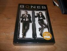 Bones Season 2 (DVD, 2009, 6-Disc Set) David Boreanaz Drama TV Show NEW