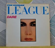 THE HUMAN LEAGUE - Dare [Vinyl LP, 1981] USA Import SP-4892 Gatefold Synth *EXC