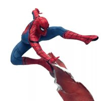 Spiderman Super Hero Homecoming Statue Action Figure Toys Spider Man