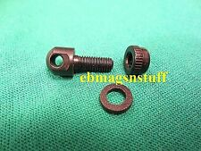 Uncle Mike's Rifle Sling Swivel Stud 1/2 inch Machine Screw Threaded Shaft + New