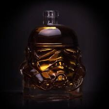 Star Wars Original Stormtrooper Helmet Whisky Sherry Brandy Liqueur Decanter