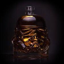 Original Star Wars Stormtrooper Helmet Whisky Brandy Jerez licor Decantador
