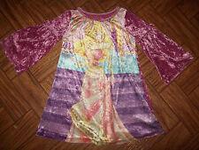 Disney Store Princess Aurora nightgown girls size 2 3 Longsleeve Sleeping Beauty