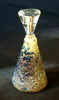 Beautiful Vintage Richard Clements Purfume Bottle Circa 1980