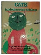 Cats (And Other Crazy Cuddlies) By Richard Exley,Helen Exley