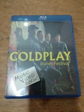 Coldplay Itunes Festival 2014 HD Blu Ray