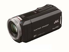 Jvc Kenwood Jvc Camcorder Waterproof 5M Dust Proof Built-In Memory 64Gb Black