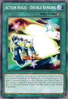 Yugioh 3x CHIM-EN094 - Action Magic - Double Banking - Common - 1st Edition