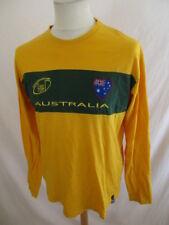 T-shirt de rugby vintage Australie Coupe du Monde 2007 Taille M