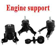 Fits 02-06 Toyota Camry Set of 4 PCS 2.4 L Engine Motor & Trans Mount AUTO TRANS