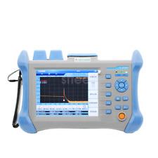 New DX600 Fiber Optic OTDR Tester Optical Time Domain Reflectometer