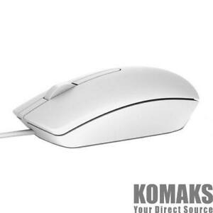 DELL MS116 optical mouse white