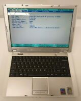 Dell Inspiron 700m Intel Pentium M 1.6GHz 1GB RAM No HDD For Parts