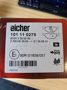 Eicher BMW rear brake pads E60 E39 5 series 101110279