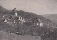 Rötteln am Hochrhein - Kirche und Dorfansicht - um 1920  RAR