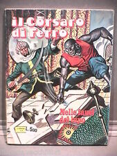 IL CORSARO DI FERRO N 4 NELLE FAUCI DEL LUPO MEC 1976 Fumetti Ragazzi Narrativa