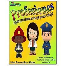 Libros Didácticos: Profesiones : Algunas Profesiones en Las Que Puedes...