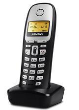 Siemens gigaset terminal móvil + carga cáscara a110 a155 a340 a240 e450 t-Sinus 721pa 721p