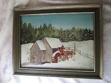 Mabry Mill Blue Ridge Virginia Original Landscape Painting by Naomi Lanham