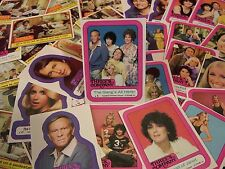 Three's Company 1978 Trading Cards Perfect Condition Choose from List