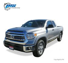 Black Paintable Oe Style Fender Flares 2014-2018 For Toyota Tundra Complete Set