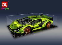 DK - Display case for LEGO Lamborghini Sián FKP 37 42115(Sydney Stock)