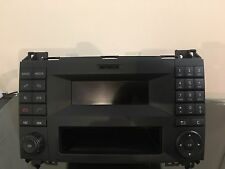 VW CRAFTER 2010 -16 STEREO UNIT CD MEMORY CARD MEDIA TELEPHONE