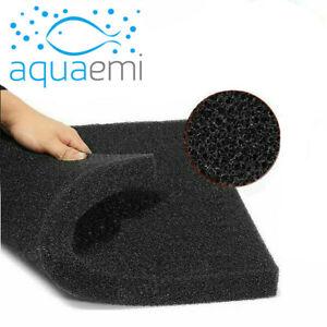 Fish Tank Filter Media Bio Sponge Water Cleaning Foam Aquarium Biochemical 50cm