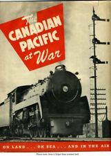 THE CANADIAN PACIFIC AT WAR ON LAND... ON SEA... AND IN THE AIR 1942 Employees