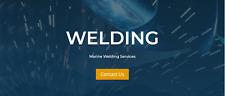 Marineweldingservicescom Domain Amp Wordpress Website For Sale Marketing 1 Year