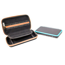 Nintendo 2ds XL 2dsxl Carry Case Protective Pouch - Black by Orzly