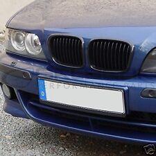 Riñones para BMW E39 95-03 Parrilla negro brillo M5 Look de Sport XL