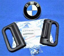 BMW e34 5er Touring Griff NEU Rollo Kofferraum Handle NEW Roller Screen Trunk