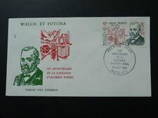 chemistry Alfred Nobel FDC Wallis & Futuna 60948